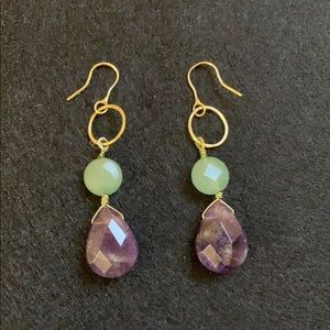 Marcia Moran earrings